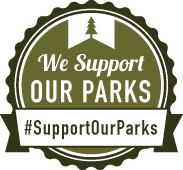 support our parks logo