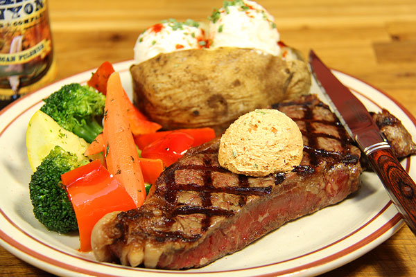 Big E Arizona New York Strip