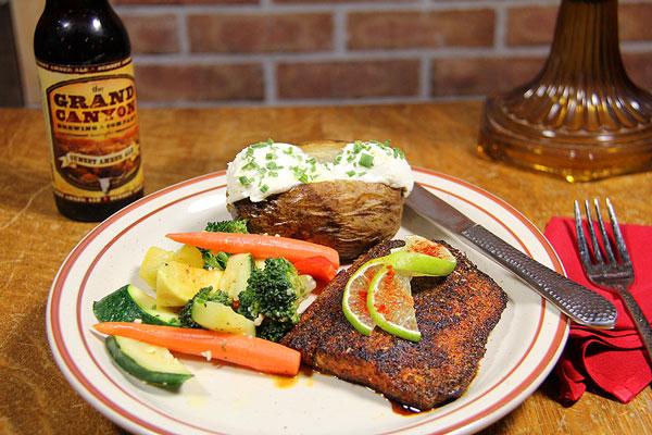 Big E Pacific Salmon Steak